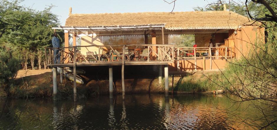 Découvrez le cadre unique du Lodge Taweh, annexe du Ranch de Bango au Djoudj