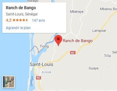 carte ranch de bango